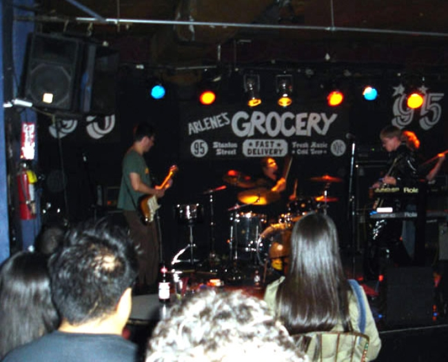 Purple Tree Live at Arlene's Grocery New York City